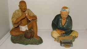 Ursaki Hakata Doll & Japanese Hakata Doll