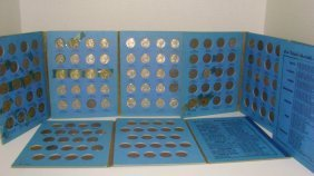 3 Nickel Coin Collector Books