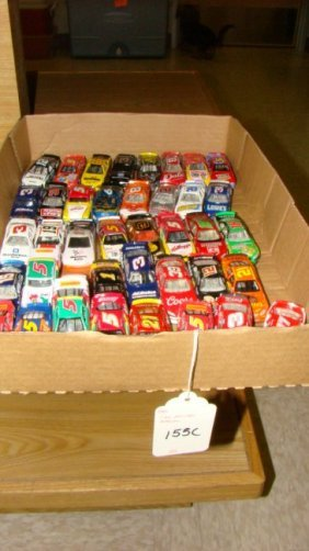 40 1:64 Die Cast Nascars
