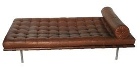 Ludwig Mies Van Der Rohe For Knoll Tufted Daybed