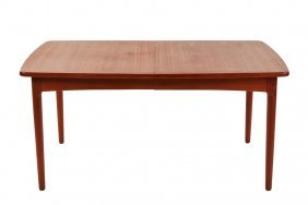 Willy Beck Teak Dining Table