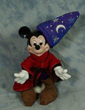 Fantasia Sorcerer Apprentice, Patrick Simmons Ceram
