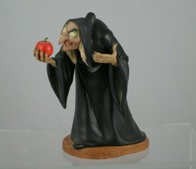 """Snow White And The Seven Dwarfs, Witch, """"Take The"""