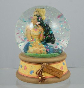 """Pocahontas, """"The Color Of The Wind"""", 6"""" Tall"""