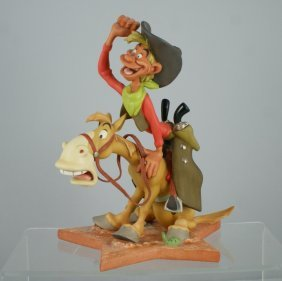 American Folk Heroes, Pecos Bill Melody Time, Wa