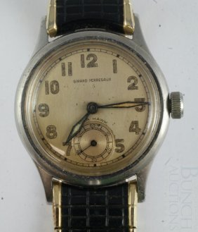 Girard Perregaux Seahawk 17 J Wrist Watch, Stainl