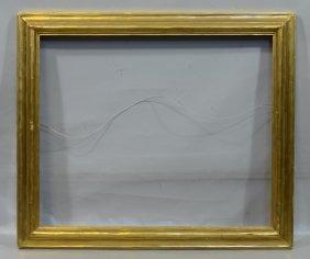 "Newcomb Macklin Gilt Wood Frame, Fits 20"" X 24"""