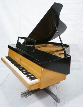 Andreas Christensen Baby Grand Piano Modernist D Lot 428