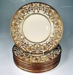 Wedgwood Dinner Plates