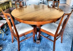 Furniture Table & Chairs