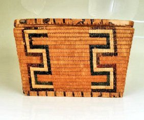 North American Native Basketry