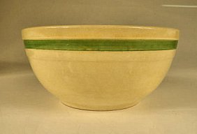 Kitchenalia Pottery Mixing Bowl