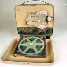 Kodak Movie Projectors