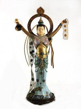 Triumphant Buddha