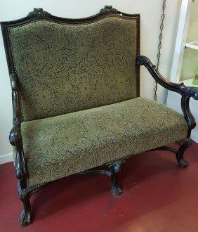 Antique C1860 American Civil War Victorian Parlour