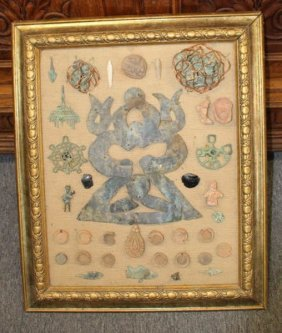 Kushan Buddhist Period Ancient Artifact Collection