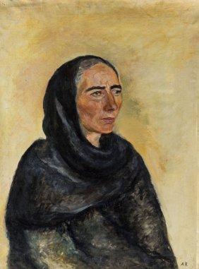 Alexandra Yakusheva (russian 1900-1986)