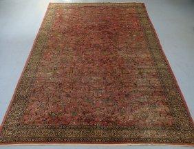 Large Turkish Room Carpet Rug