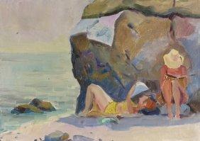 Oleg Nikolaevich Mikhailove Russian Painting