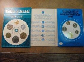 2 Israel Sets See Description