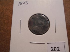 1823 Capped Bust Dime