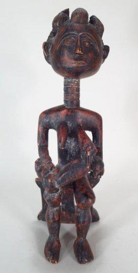 Fante Maternity Figure, Ghana