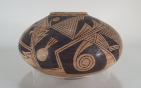 Taurina Baca Mata Ortiz Native American Vase