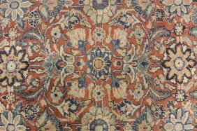 Mahal Carpet, Early 20th Century