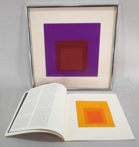 5 Josef Albers Prints