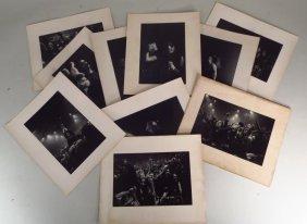 David Hurn, Brit, B. 1934, Ten Alice Cooper Fotos,