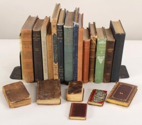 Group Of Books, Mainly Children's