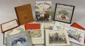 Group Of Children's Books By Ernst Kreidolf