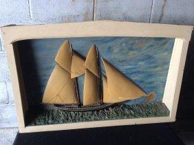 Sailing Ship Diorama