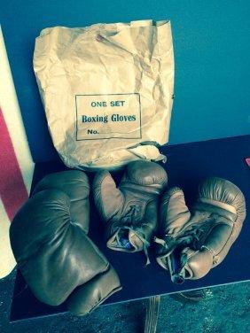 Boxing Gloves,paper Bag