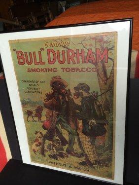 Bull Durham Advertisement