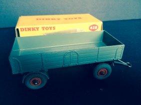 Boxed Dinky Farm Wagon