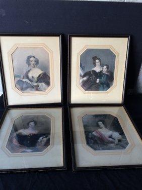 Set,4 Prints