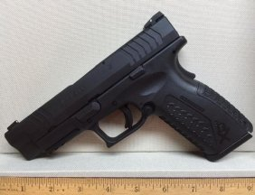 "Springfield Armory Xd(m) 4.5"" Full Size Semi Automatic"