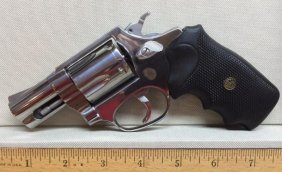 .38 Special 5-shot Revolver Stainless Steel By Rossi