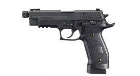 Sig Sauer P226 Tacop's Threaded Barrel 9 Mm. With 4 20