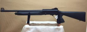 12ga Tactical Pump Shotgun W/ghost Ring Sights