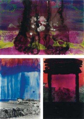 HUMA BHABHA, Untitled, 2008