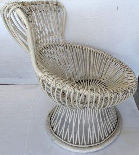 Franco Albini Margherita Chair, 1951 Mid-century Modern