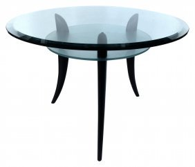 "Cattelan Italia ""blade"" Round Table"