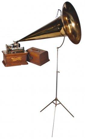 Graphophone, The American Graphophone Co., Oak Ca
