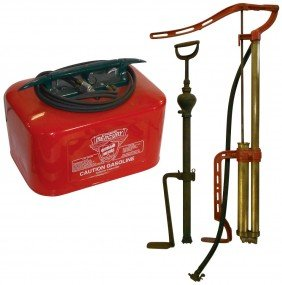 Mercury Marine Gasoline Can & 2 Hand-operated Wat