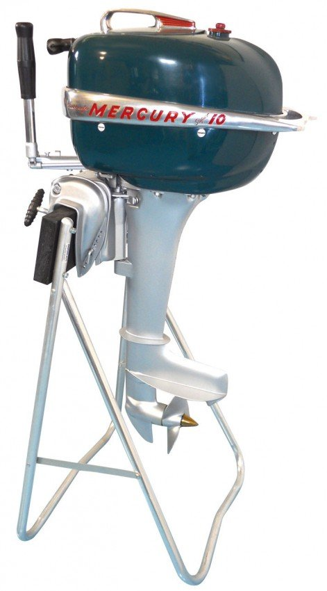 0849 boat outboard motor mercury kf7 super 10 for Mercury outboard motors for sale in florida