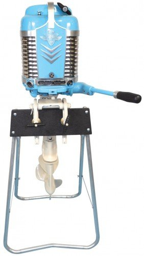Boat Outboard Motor W/stand, Mercury 30E, This El