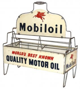 307 sunoco motor oils display rack lot 307 for Best motor oil in the world