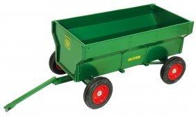 Farm Toy, Oliver Wagon, Made For 1997 Illinois Farm
